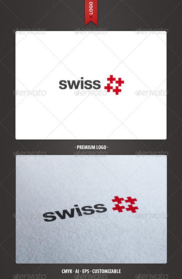 Swiss Logo Template