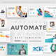 3 in 1 Automate Possible Bundle Creative and Business Pitch Deck Powerpoint Template - GraphicRiver Item for Sale