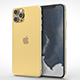 Apple iPhone 11 Pro Max Gold - 3DOcean Item for Sale
