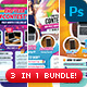 Contest Flyer Bundle - GraphicRiver Item for Sale