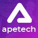 Apetech - React App Landing Page - ThemeForest Item for Sale