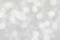 Abstract circular grey bokeh background - PhotoDune Item for Sale