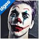 Joker - Photoshop Action - GraphicRiver Item for Sale