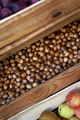 Hazelnut on a market stall - PhotoDune Item for Sale