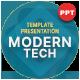 VR Modern Tech Presentation Template - GraphicRiver Item for Sale