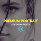 Premium Portrait Lightroom Presets - GraphicRiver Item for Sale