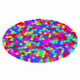 Carpet made of soft colored balls - 3DOcean Item for Sale