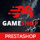 Gameshop - Responsive PrestaShop Shopping Themes - ThemeForest Item for Sale