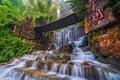 Stunning waterfall at Baofeng lake - PhotoDune Item for Sale