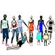 Mannequins - 3DOcean Item for Sale