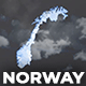 Norway Map - Kingdom of Norway Map Kit - VideoHive Item for Sale