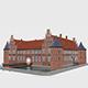 Schloss Herten Castle Germany - 3DOcean Item for Sale