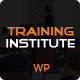 Education & Training Institute WordPress Theme - ThemeForest Item for Sale