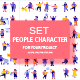 Modern People Character - GraphicRiver Item for Sale