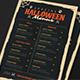 Special Halloween Dine Menus - GraphicRiver Item for Sale