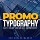 Modern Promo Typography - VideoHive Item for Sale