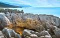 Pancake Rocks near Hokitika in New Zealand - PhotoDune Item for Sale