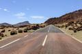 mountain road in Teide National Park. Tenerife island - PhotoDune Item for Sale