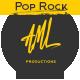 Upbeat Stylish & Uplifting Energetic Indie Rock