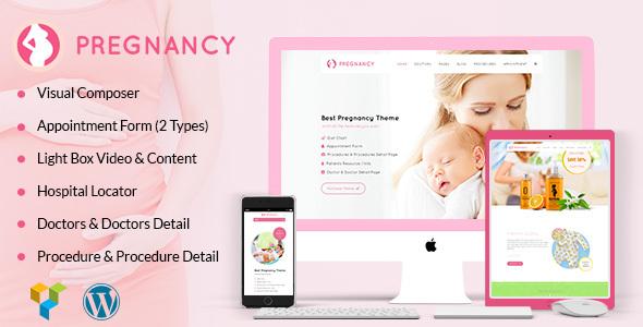 Pregnancy Medical WordPress