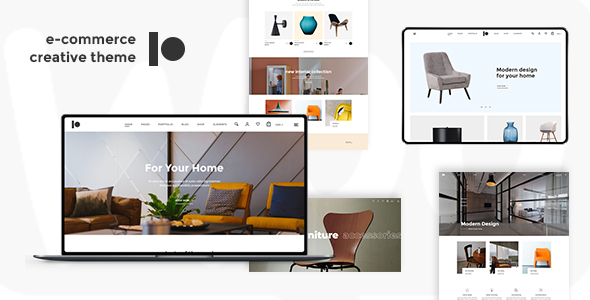 Daeron - A Creative and Modern WooCommerce Theme