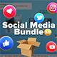 Social Media Bundle - VideoHive Item for Sale