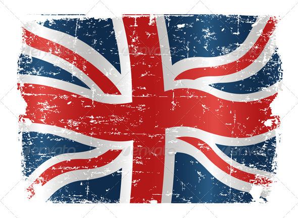 UK Flag Design