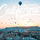 California - GraphicRiver Item for Sale