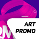 Art Promo Event - VideoHive Item for Sale