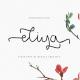 Eliya font - GraphicRiver Item for Sale