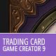 Trading Card Game Creator - Vol 9 - GraphicRiver Item for Sale