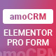 Elementor Pro Form Widget - amoCRM - Integration - CodeCanyon Item for Sale