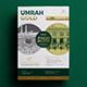 Umrah Flyer 07 - GraphicRiver Item for Sale