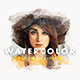 Watercolor Dry Brush Effects - GraphicRiver Item for Sale