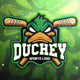 Duckey Sports Logo - GraphicRiver Item for Sale