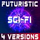 Futuristic Cyberpunk Sci-Fi Trailer - AudioJungle Item for Sale
