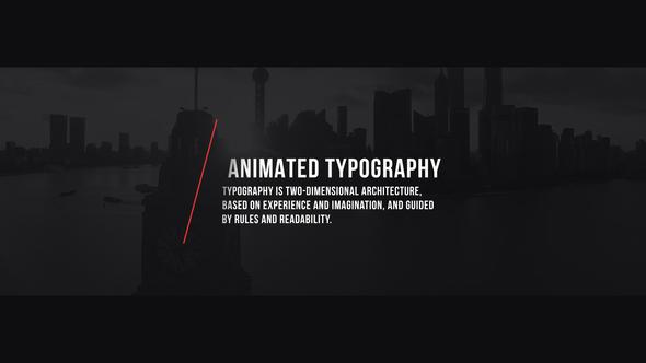 Title Intro Animation