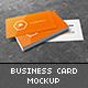 Ultimate Photorealistic Business Card Mockups V2 - GraphicRiver Item for Sale