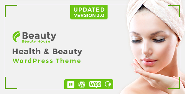 Beautyhouse - Health & Beauty WordPress Theme