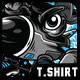 Rocket Now! T-Shirt Design - GraphicRiver Item for Sale