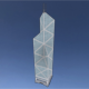 Bank of China Tower in Hong Kong - 3DOcean Item for Sale