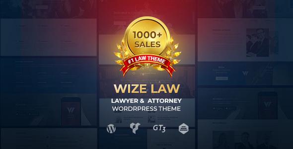 WizeLaw - Law, Lawyer and Attorney