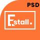 Estall - e-Commerce Multipurpose PSD Template - ThemeForest Item for Sale