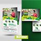Conference Flyer and Postcard Bundle - GraphicRiver Item for Sale