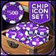 VOKR - Poker Chip Pack 1 - GraphicRiver Item for Sale