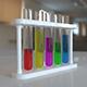 TEST TUBES  RACK - 3DOcean Item for Sale