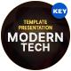 VR Modern Tech Keynote Template - GraphicRiver Item for Sale