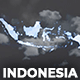 Indonesia Map - Republic of Indonesia Map Kit - VideoHive Item for Sale