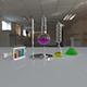 Laboratory Glassware - 3DOcean Item for Sale