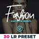 30 Fashion Vogue Lightroom Presets - GraphicRiver Item for Sale
